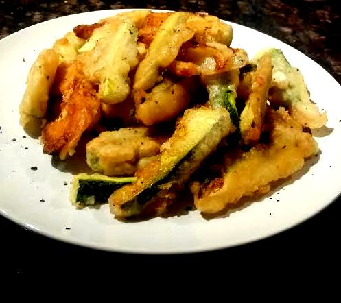 deep fried courgettes 1