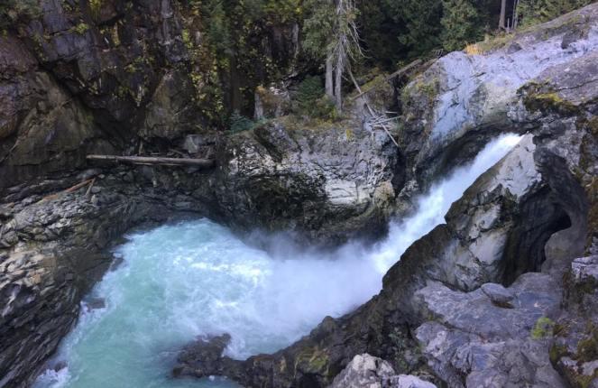 Nairm Falls