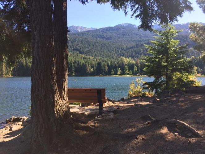 whsitler lake